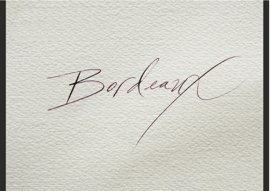 Pointed Pen Calligraphy Arts