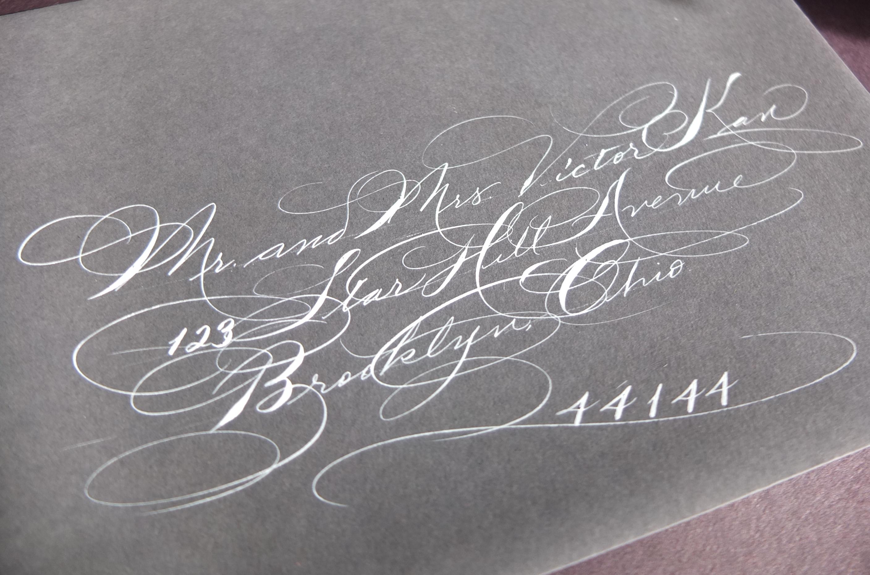 Spencerian Calligraphy Arts